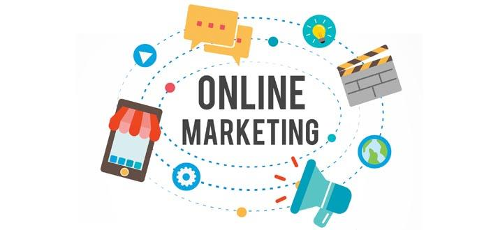 Online marketing course